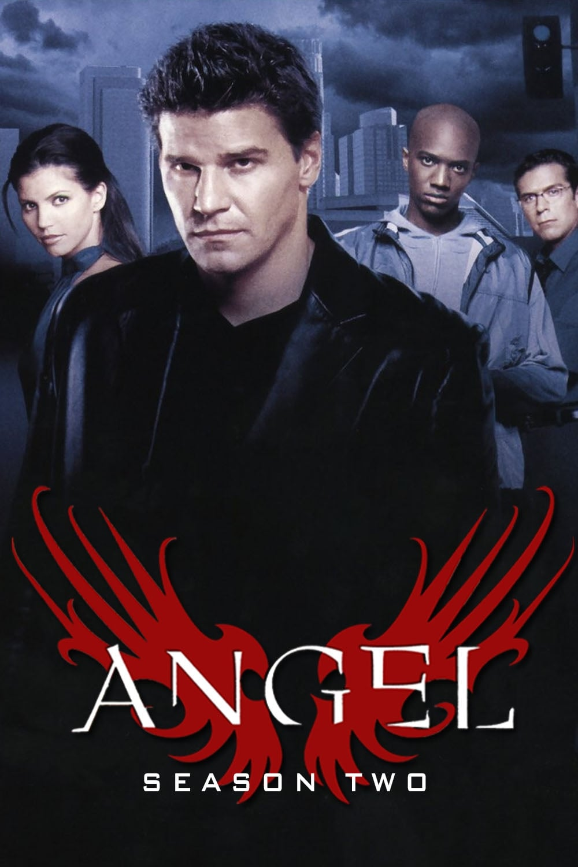 Angel แองเจิ้ล เทพบุตรแวมไพร์ Season 2 พากย์ไทย ตอนที่ 1-22