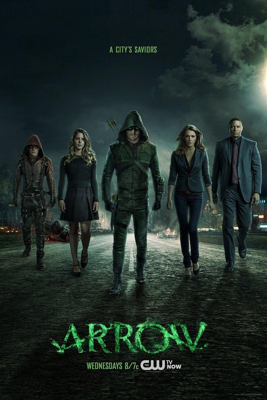 Arrow  โคตรคนธนูมหากาฬ Season 3 พากย์ไทย ตอนที่ 1-23