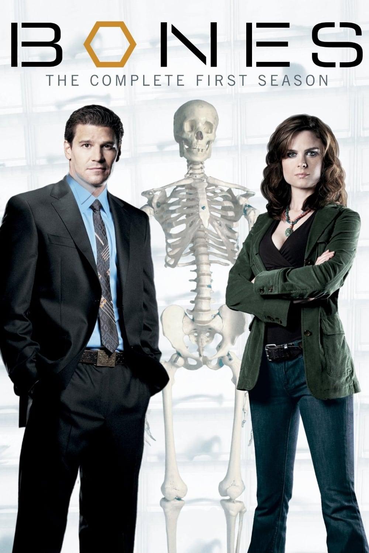Bones พลิกซากปมมรณะ Season 1 ซับไทย ตอนที่ 1-22