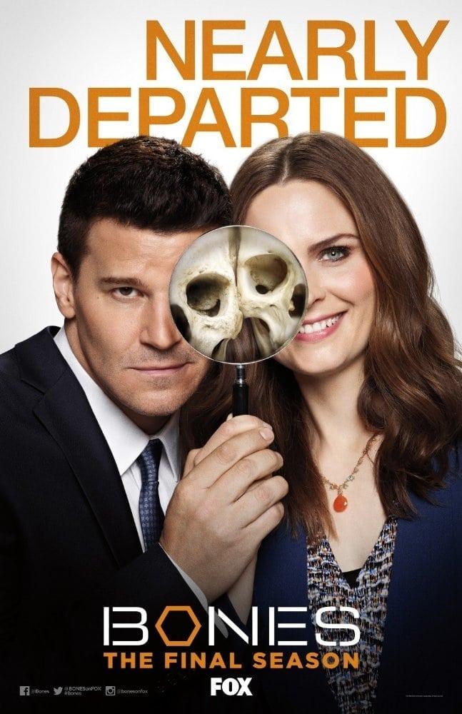 Bones พลิกซากปมมรณะ Season 12 ซับไทย ตอนที่ 1-12