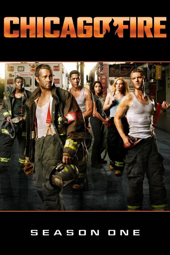 Chicago Fire ทีมผจญไฟ หัวใจเพชร Season 1 พากย์ไทย ตอนที่ 1-24