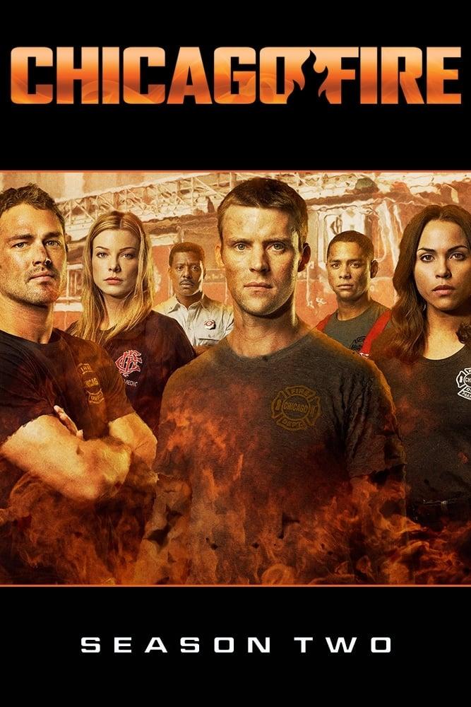 Chicago Fire ทีมผจญไฟ หัวใจเพชร Season 2 พากย์ไทย ตอนที่ 1-22