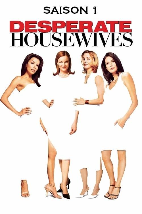 Desperate Housewives สมาคมแม่บ้านหัวใจเปลี่ยว Season 1 ซับไทย ตอนที่ 1-23