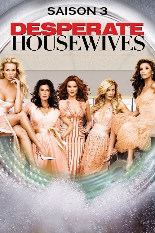Desperate Housewives สมาคมแม่บ้านหัวใจเปลี่ยว Season 3 ซับไทย ตอนที่ 1-23