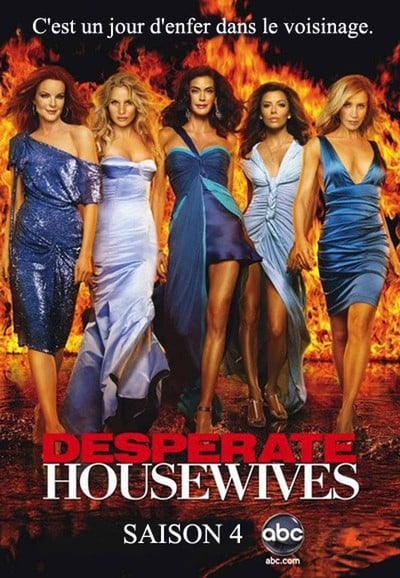 Desperate Housewives สมาคมแม่บ้านหัวใจเปลี่ยว Season 4 ซับไทย ตอนที่ 1-17