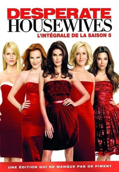 Desperate Housewives สมาคมแม่บ้านหัวใจเปลี่ยว Season 5 ซับไทย ตอนที่ 1-24