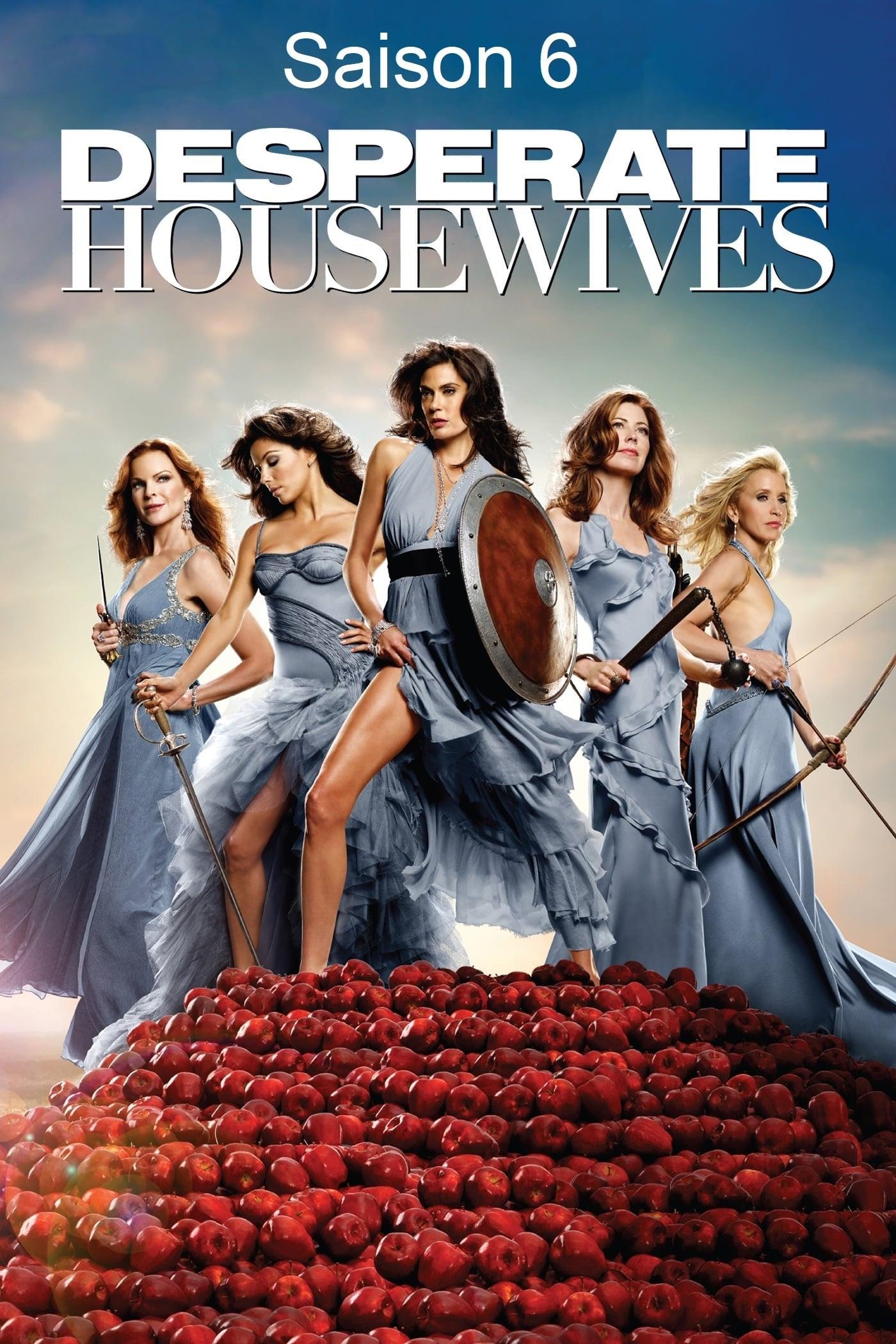 Desperate Housewives สมาคมแม่บ้านหัวใจเปลี่ยว Season 6 ซับไทย ตอนที่ 1-23