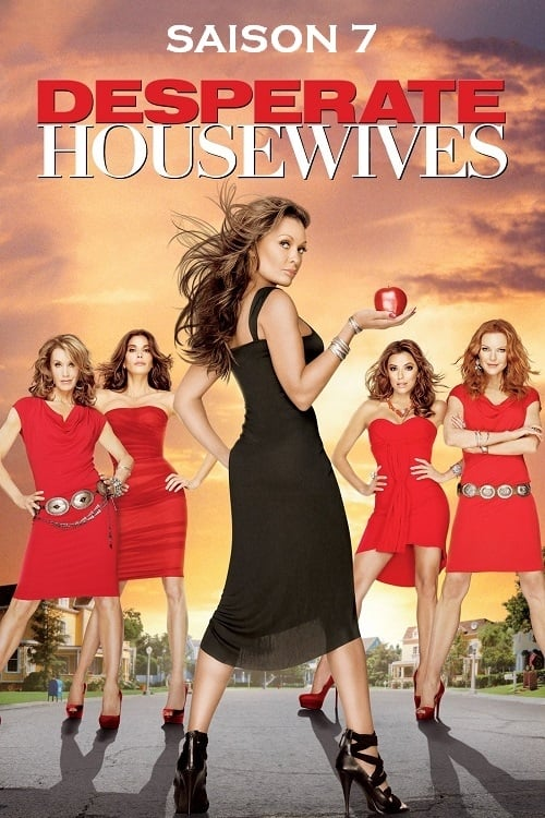 Desperate Housewives สมาคมแม่บ้านหัวใจเปลี่ยว Season 7 ซับไทย ตอนที่ 1-23