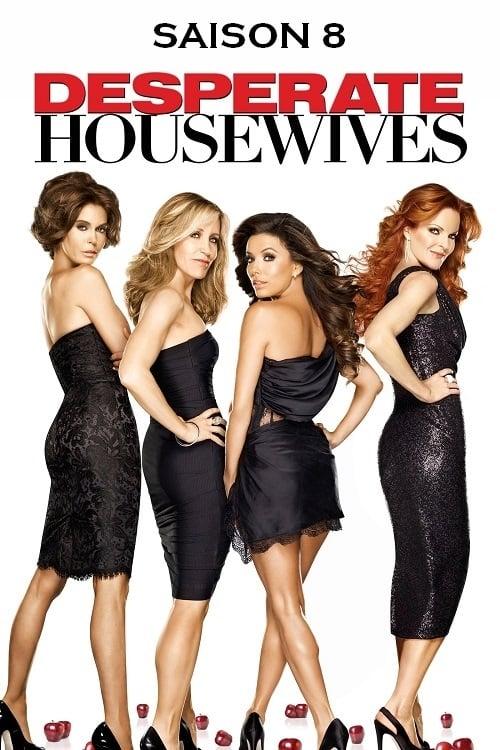 Desperate Housewives สมาคมแม่บ้านหัวใจเปลี่ยว Season 8 ซับไทย ตอนที่ 1-23