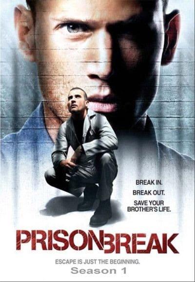 Prison Break แผนลับแหกคุกนรก Season 1 พากย์ไทย ตอนที่ 1-22