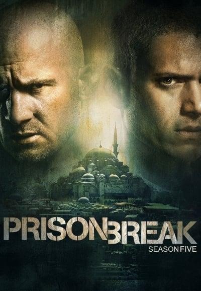 Prison Break แผนลับแหกคุกนรก Season 5 พากย์ไทย ตอนที่ 1-9