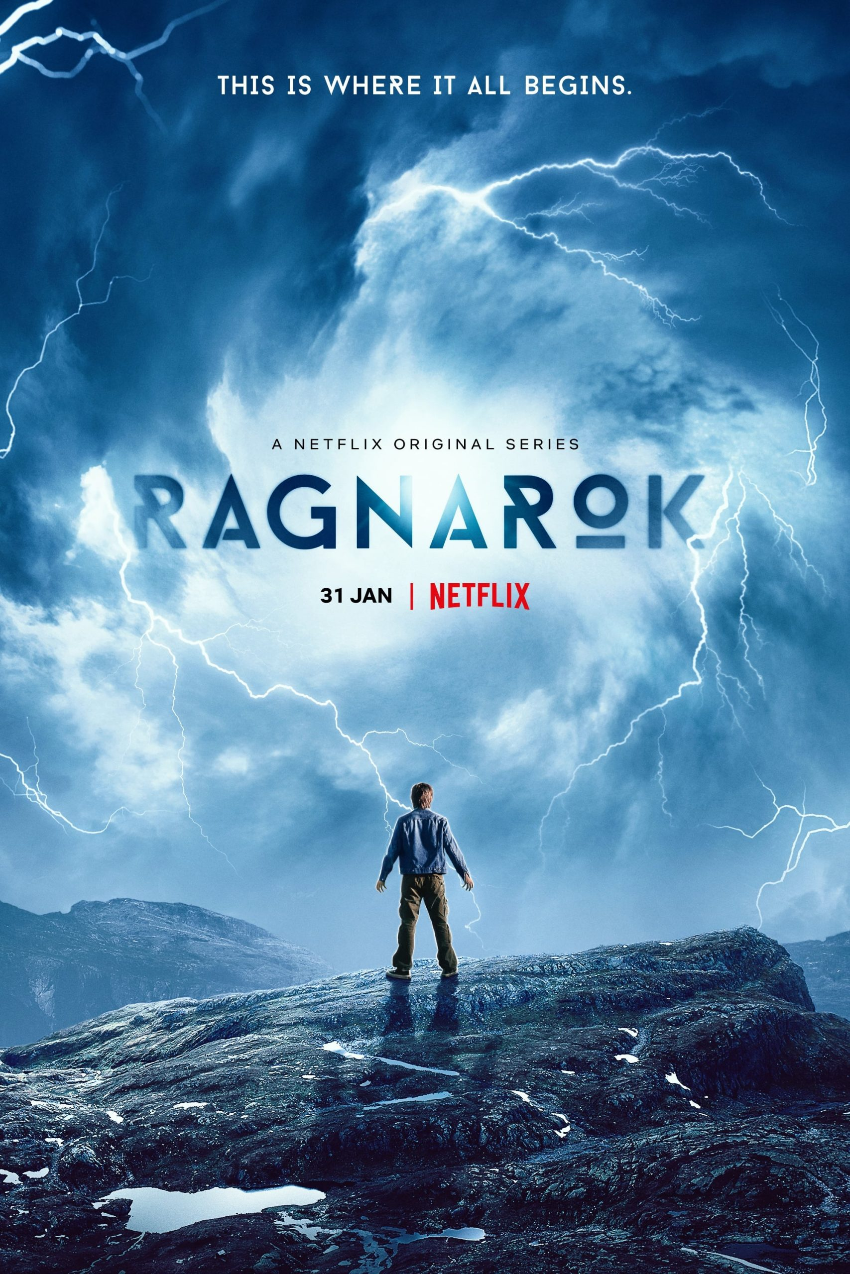 Ragnarok มหาศึกชี้ชะตา Season 1 ซับไทย ตอนที่ 1-6