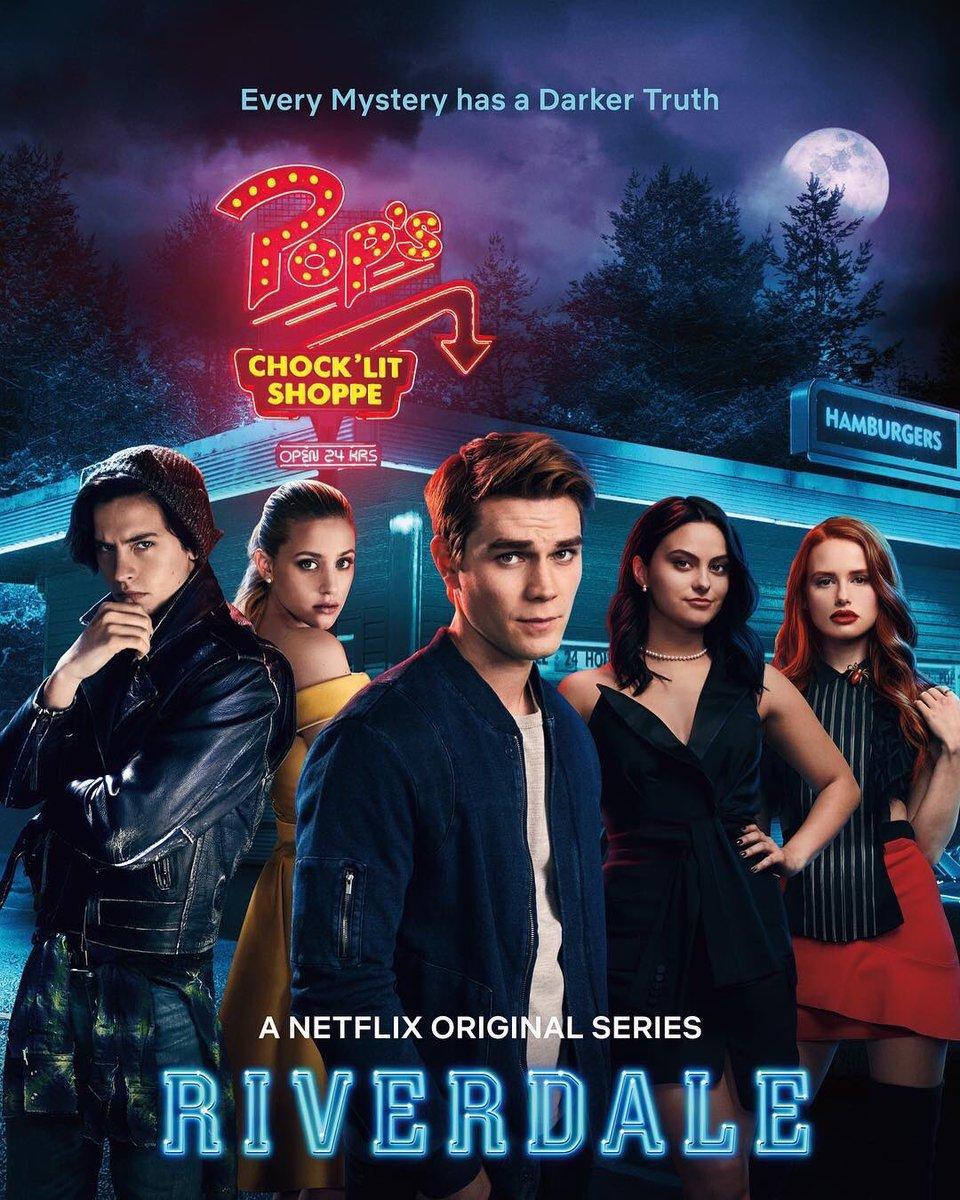 Riverdale ริเวอร์เดล Season 3 พากย์ไทย ตอนที่ 1-19
