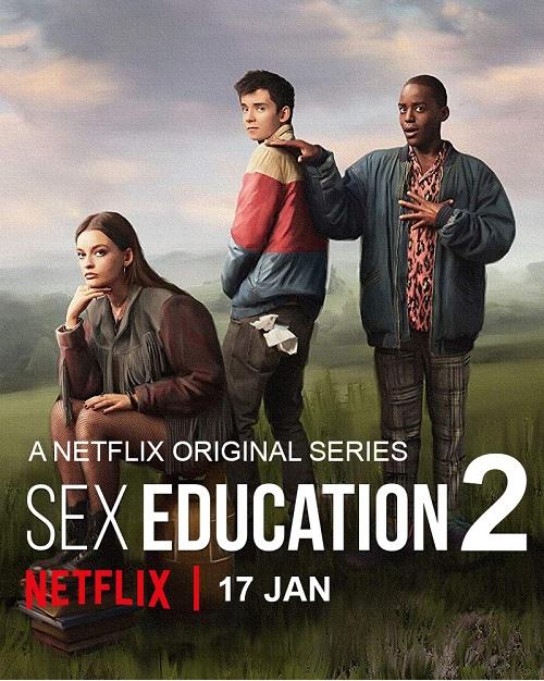 Sex Education เพศศึกษา (หลักสูตรเร่งรัก) Season 2 พากย์ไทย ตอนที่ 1-8