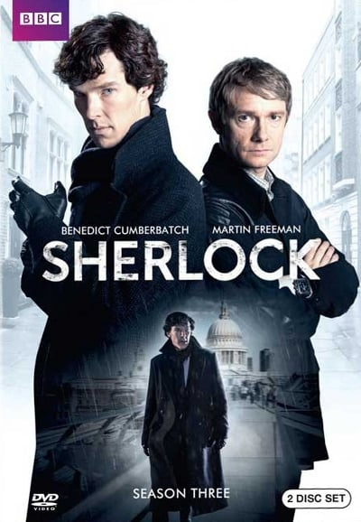 Sherlock เชอร์ล็อกโฮมส์ อัจฉริยะยอดนักสืบ Season 3 ซับไทย ตอนที่ 1-3