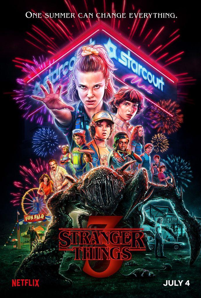 Stranger Things สเตรนเจอร์ ธิงส์ Season 3 พากย์ไทย ตอนที่ 1-8