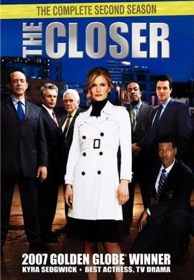 The Closer จ้าวแห่งการปิดคดี Season 2 ซับไทย ตอนที่ 1-15