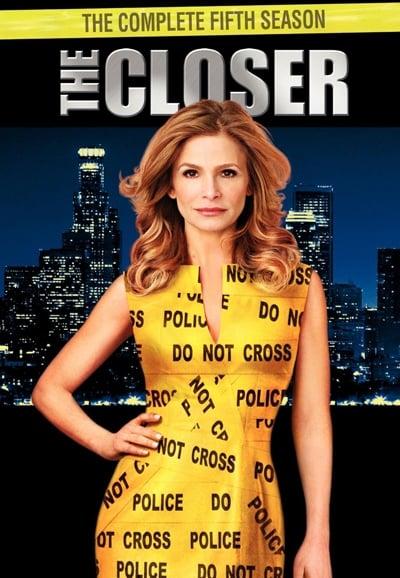 The Closer จ้าวแห่งการปิดคดี Season 5 ซับไทย ตอนที่ 1-15