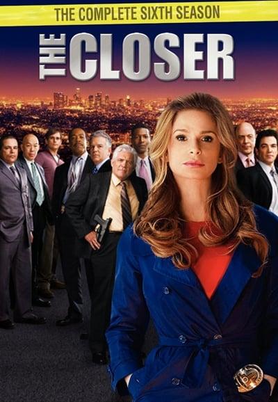 The Closer จ้าวแห่งการปิดคดี Season 6 ซับไทย ตอนที่ 1-15