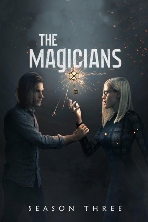 The Magicians มหาลัยไสยเวท Season 3 ซับไทย ตอนที่ 1-13