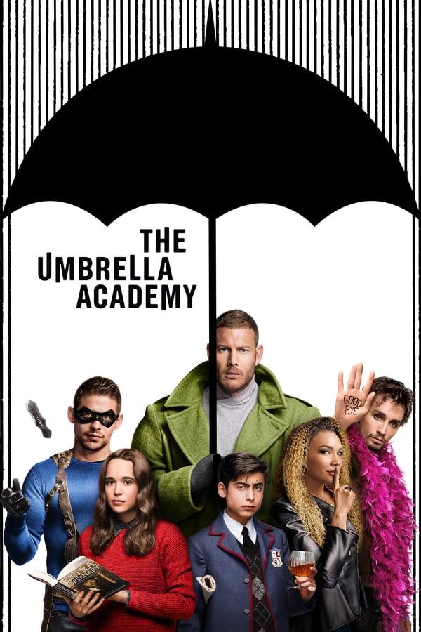 The Umbrella Academy ดิ อัมเบรลลา อคาเดมี่ Season 1 พากย์ไทย ตอนที่ 1-10
