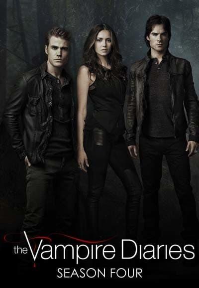 The Vampire Diaries บันทึกรักเทพบุตรแวมไพร์ Season 4 ซับไทย ตอนที่ 1-22