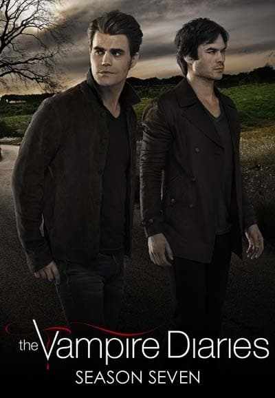 The Vampire Diaries บันทึกรักเทพบุตรแวมไพร์ Season 7 ซับไทย ตอนที่ 1-22