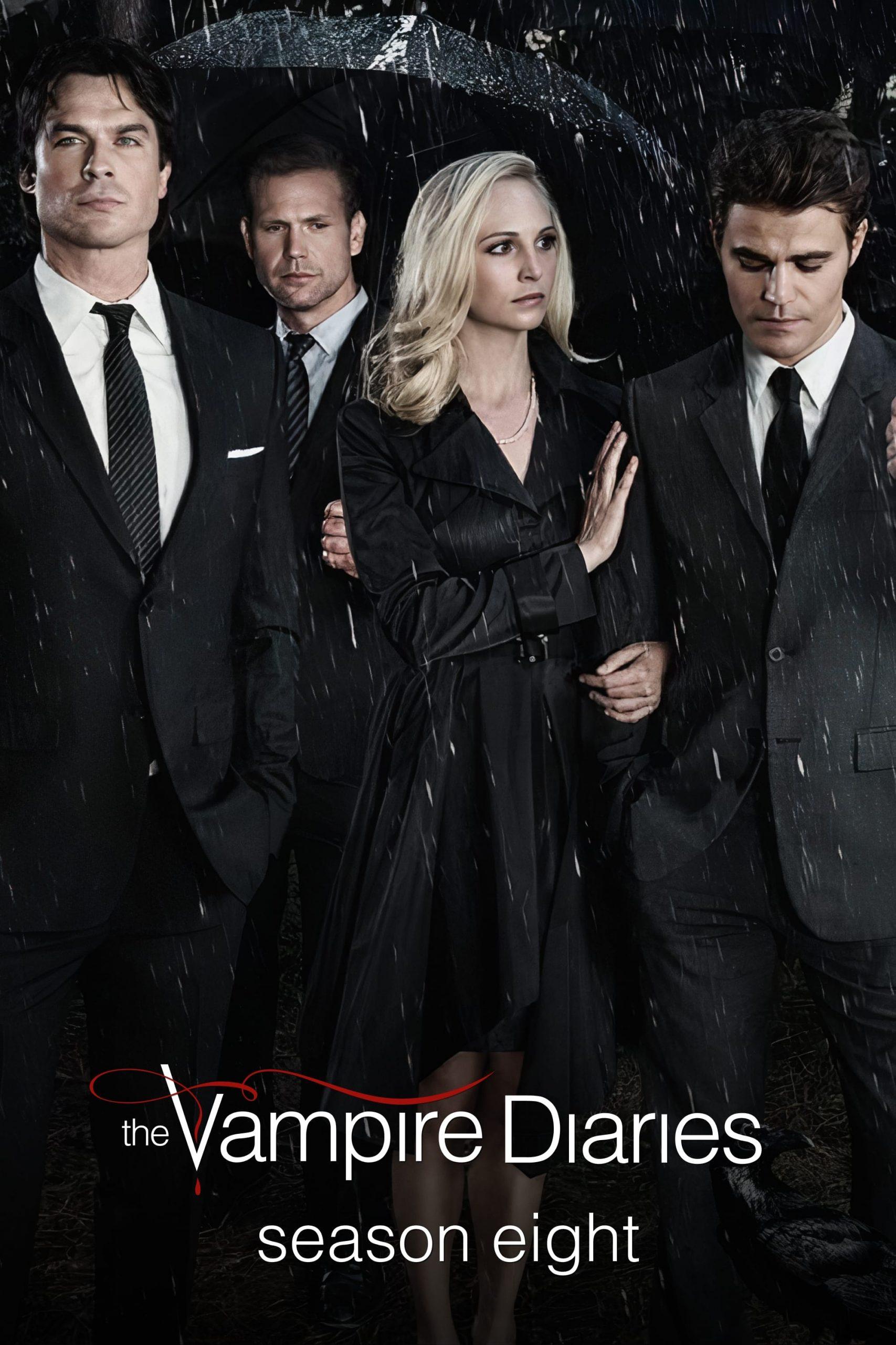 The Vampire Diaries บันทึกรักเทพบุตรแวมไพร์ Season 8 ซับไทย ตอนที่ 1-16
