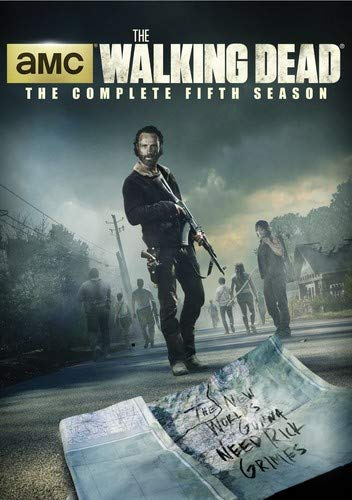 The Walking Dead Season 5 พากย์ไทย ตอนที่ 1-16
