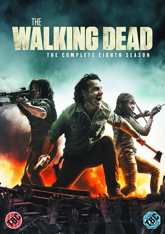 The Walking Dead Season 8 พากย์ไทย ตอนที่ 1-16