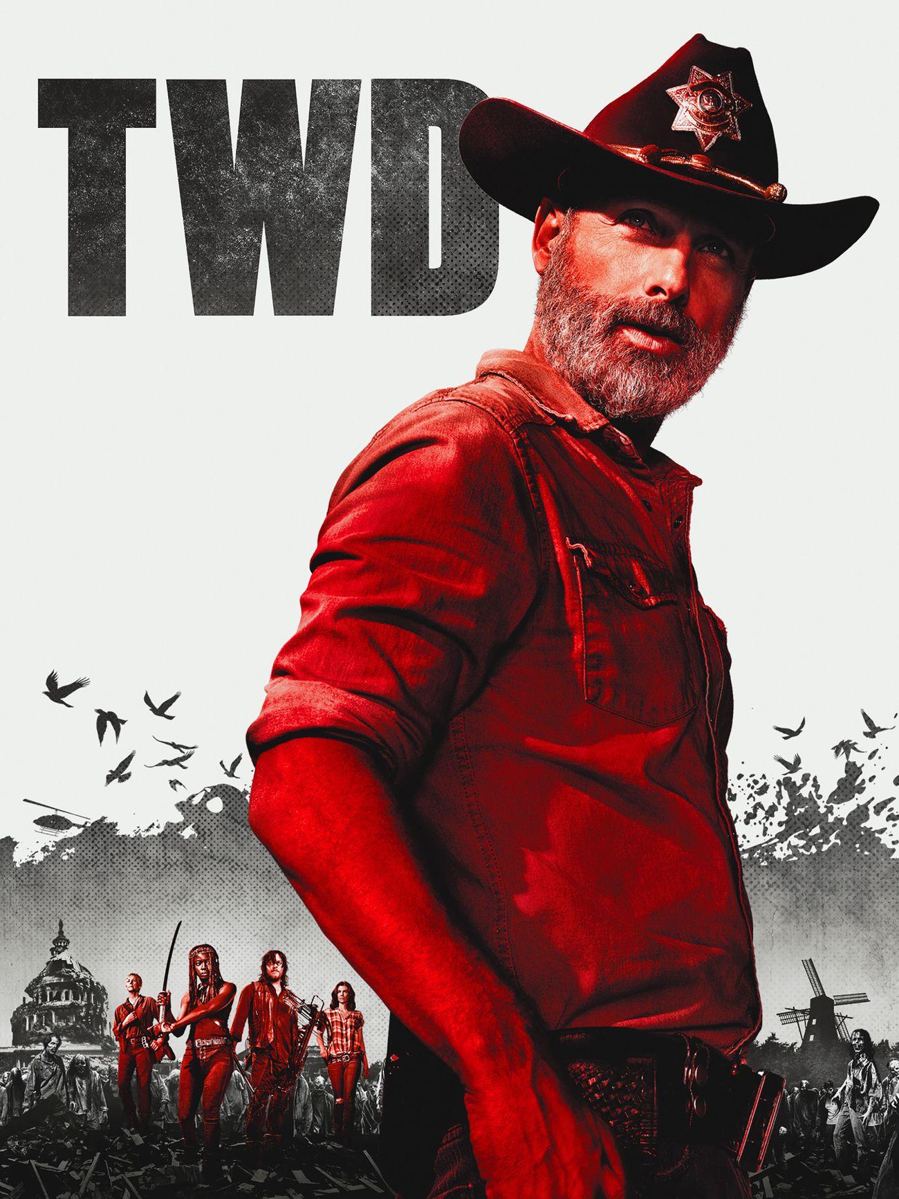 The Walking Dead Season 9 พากย์ไทย ตอนที่ 1-16