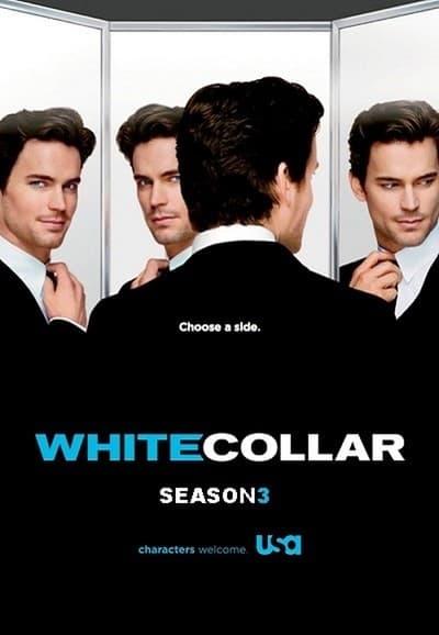 White Collar อาชญากรสมองเพชร Season 3 ซับไทย ตอนที่ 1-16
