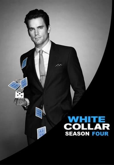 White Collar อาชญากรสมองเพชร Season 4 พากย์ไทย ตอนที่ 1-16