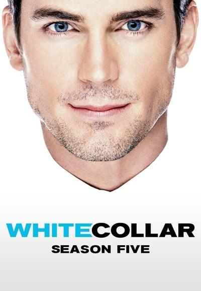 White Collar อาชญากรสมองเพชร Season 5 ซับไทย ตอนที่ 1-13