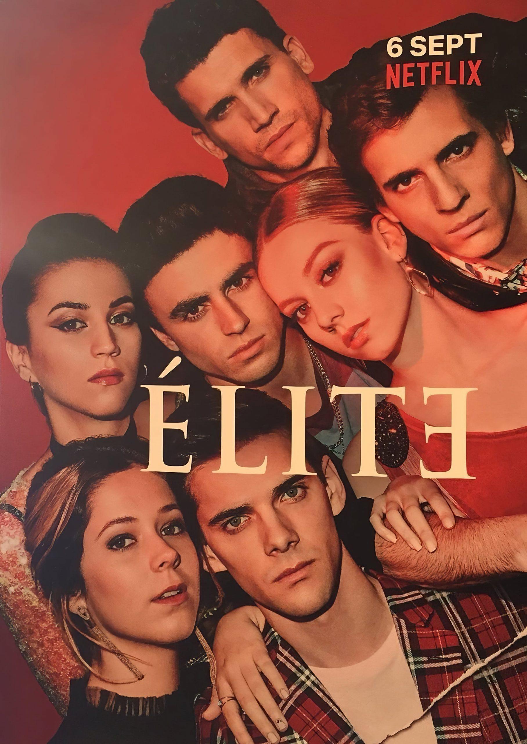 Elite เล่ห์ร้ายเกมไฮโซ Season 2 ซับไทย ตอนที่ 1-8