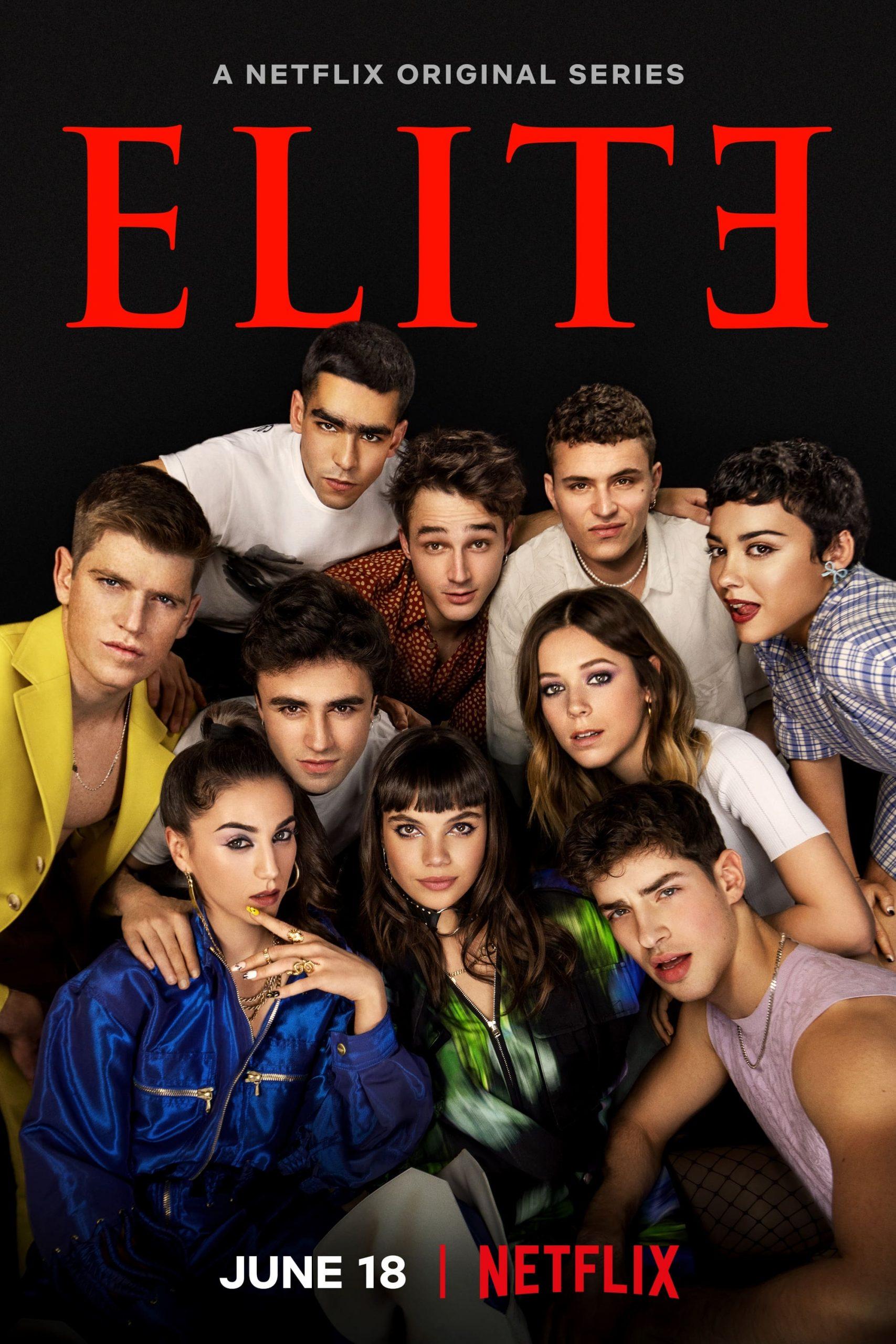 Elite เล่ห์ร้ายเกมไฮโซ Season 4 ซับไทย ตอนที่ 1-8